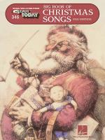 E-Z Play Today #346. Big Book of Christmas Songs Sheet Music