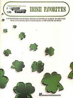 Irish Favorites Sheet Music