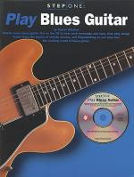 Step One Play Blues Guitar Sheet Music