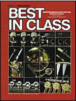 Best in Class, Book 2, Bb Cornet/Trumpet Sheet Music