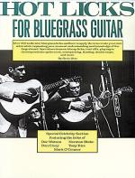 Orrin Star: Hot Licks For Bluegrass Guitar Sheet Music