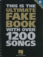 The Ultimate Fake Book - C Instruments (4th Edition) Sheet Music