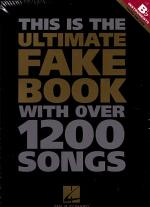 The Ultimate Fake Book - Bb Instruments (Fourth Edition) Sheet Music