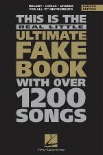 The Real Little Ultimate Fake Book - 3rd Edition (C Edition) Sheet Music