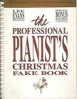 The Professional Pianist's Christmas Fake Book Sheet Music