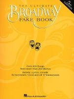 The Ultimate Broadway Fake Book - 5th Edition Sheet Music