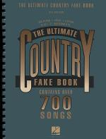 The Ultimate Country Fake Book - 5th Edition Sheet Music