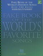 Fake Book Of The World's Favorite Songs - C Instruments - 4th Edition Sheet Music