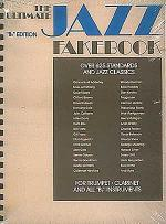 The Ultimate Jazz Fake Book - Bb Edition Sheet Music