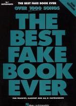 The Best Fake Book Ever - Bb 2nd Edition Sheet Music