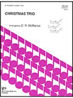 Christmas Trio, Trumpet/Cornet Sheet Music