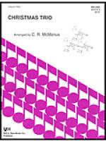 Christmas Trio, Violin Sheet Music