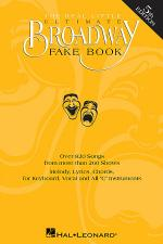 The Real Little Ultimate Broadway Fake Book - 4th Edition Sheet Music