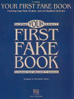 Your First Fake Book Sheet Music