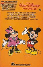 Walt Disney Favorites Sheet Music