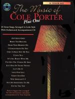 The Music Of Cole Porter Plus One: B Flat Tenor Saxophone Sheet Music