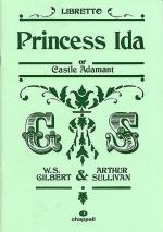 Gilbert And Sullivan: Princess Ida (Libretto) Sheet Music
