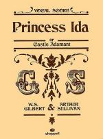 Gilbert And Sullivan: Princess Ida (Vocal Score) Sheet Music