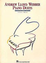 Andrew Lloyd Webber Piano Duets, Vol. II Sheet Music