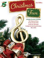 Christmas Fun for Five-Finger Piano - 2nd Edition Sheet Music