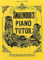 Smallwood's Piano Tutor Sheet Music