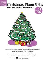 Christmas Piano Solos - Level 2 Sheet Music