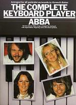 The Complete Keyboard Player: Abba Sheet Music