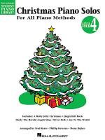 Christmas Piano Solos - Level 4 Sheet Music