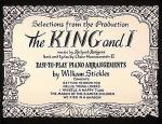 The King and I Sheet Music