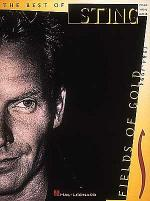Fields of Gold: The Best of Sting 1984-1994 Sheet Music