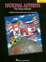 National Anthems For Easy Guitar Sheet Music