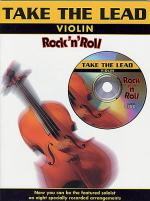 Take The Lead Rock'n'roll Violin Book/Cd Sheet Music