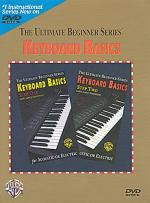 Ultimate Beginner: Keyboard Basics - Step One And Two (DVD) Sheet Music
