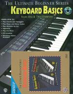 Ultimate Beginner: Keyboard Basics Steps One And Two Combined (Book/DVD) Sheet Music