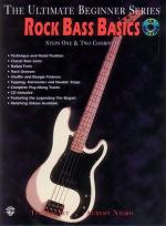 Ultimate Beginner: Rock Bass Basics (Steps One And Two Combined) Sheet Music