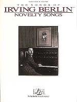 Irving Berlin - Novelty Songs Sheet Music