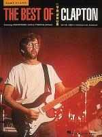 The Best Of Eric Clapton - Easy Piano Sheet Music