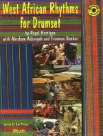 West African Rhythms For Drumset Sheet Music