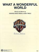 What A Wonderful World Sheet Music