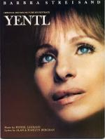 Yentl- Soundtrack (PVG) Sheet Music