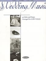 Wedding Music - Low Voice Sheet Music