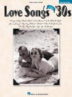 Love Songs of the '30s - 2nd Edition Sheet Music