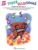 Super Silly Songs for Five Finger Piano Sheet Music