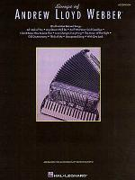 Songs Of Andrew Lloyd Webber - Accordion Sheet Music