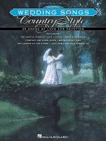 Wedding Songs Country Style Sheet Music