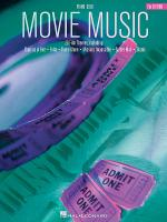Movie Music - Second Edition Sheet Music