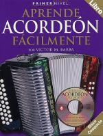 Primer Nivel: Aprende Acordeon Facilmente Sheet Music