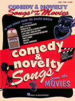 Comedy & Novelty Songs from the Movies Sheet Music
