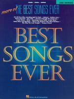 More Of The Best Songs Ever - 3rd Edition Sheet Music
