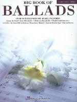 The Big Book of Ballads Sheet Music